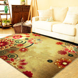 New Luxury Flower Welcome Floor Mats