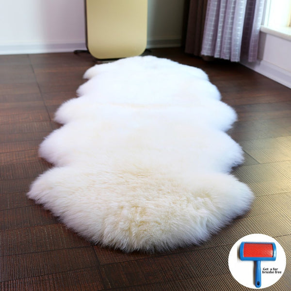 Luxury Keep Warm Thick & Soft Shaggy Area Rugs