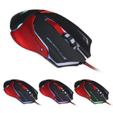 Bright Colored 6D LED Pro Gaming Mouse