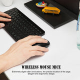 Wireless Mini Optical Mouse 1000 DPI for Laptop Notebook
