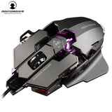 ASSASSINS G500 Mechanical USB Wired Gaming Mouse with 10-Keys