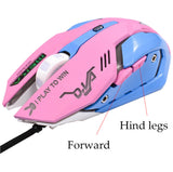 3200DPI LED Optical 6D USB Wired Gaming Game Mouse For PC Laptop Game