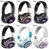 MP3 Playback FM Radio Headset