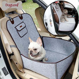 Pet Carrier Dog Front Seat Cover