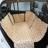 Pet Dog Carrier Dog Car Seat Mat
