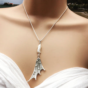Game of Thrones dragonswings necklace