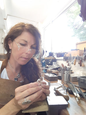 Gower silversmith. My inspiration and How it's made.
