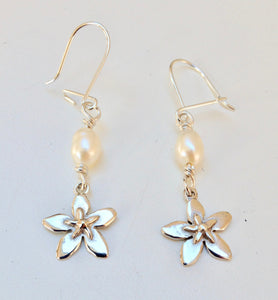 Sea starflower earrings