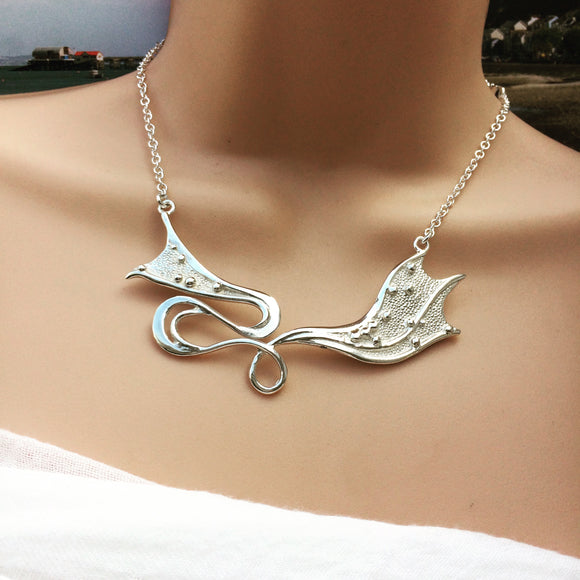 Dragonswings necklace