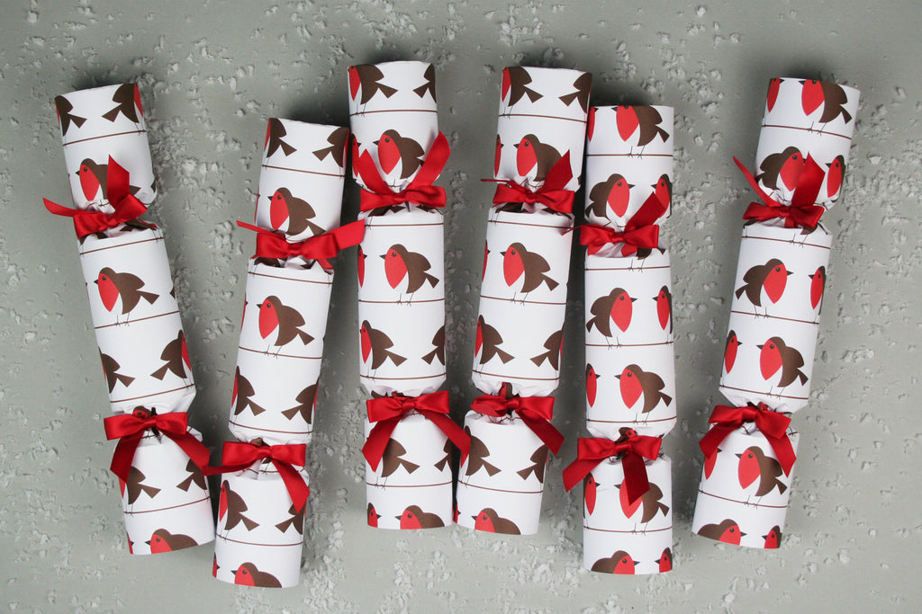 ROBINS LUXURY CHRISTMAS CRACKERS
