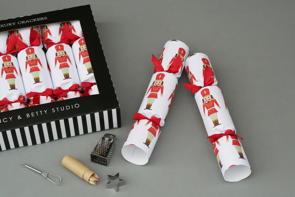 NUTCRACKER LUXURY CHRISTMAS CRACKERS