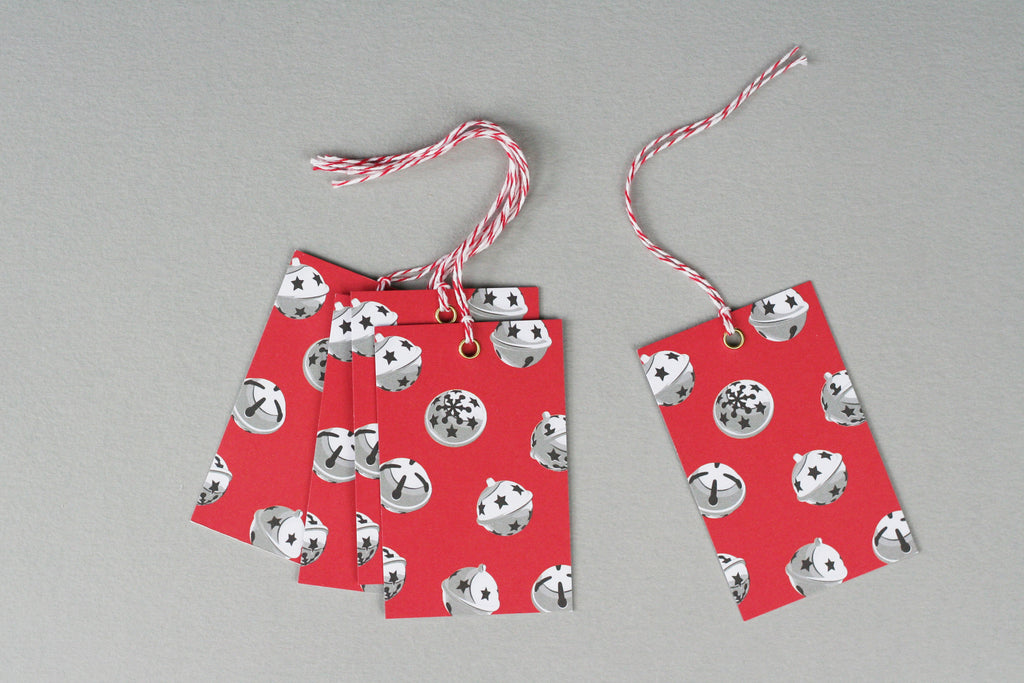 JINGLE BELLS WRAPPING PAPER BUNDLE