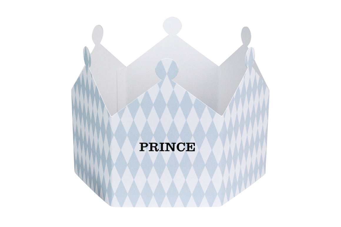 PRINCE CROWN CARD