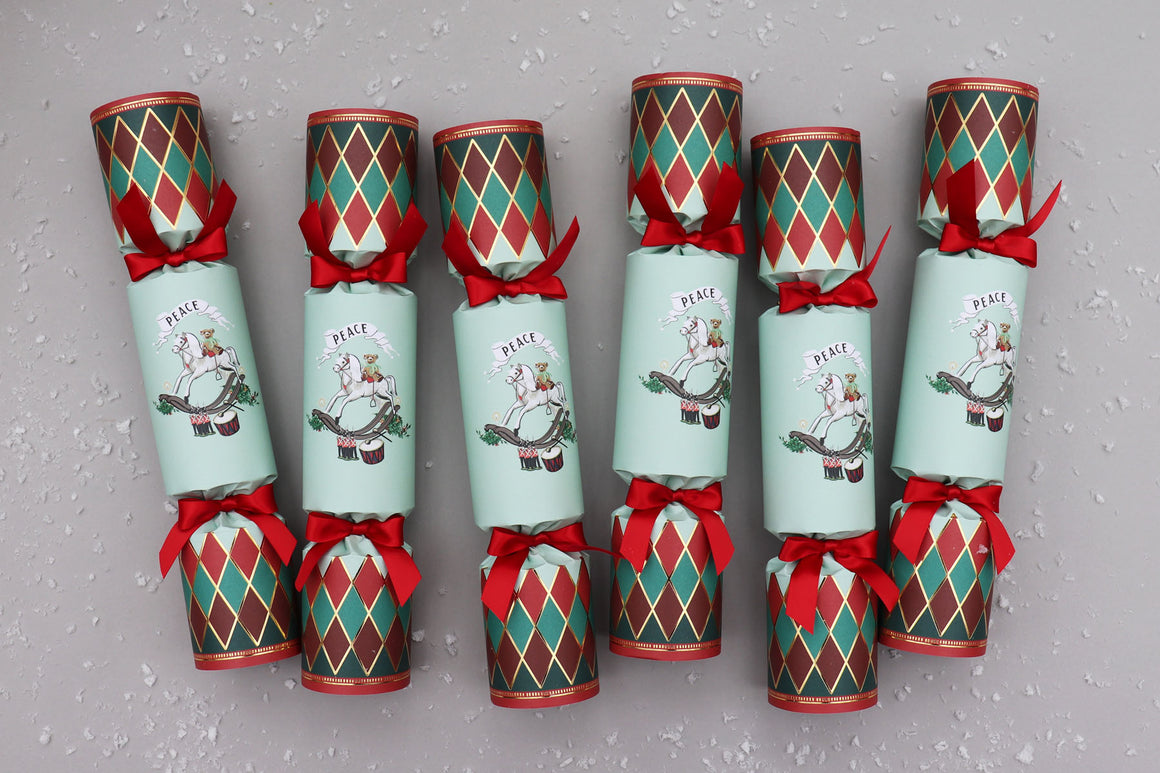 VICTORIAN LUXURY CHRISTMAS CRACKERS