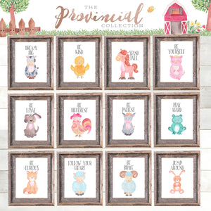 Provincial Collection - Bunny Jump Around - Instant Download