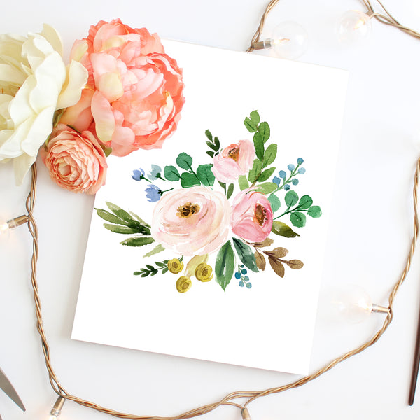 Meadowland Bouquet I - Instant Download