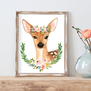 Meadowland Deer II - Instant Download