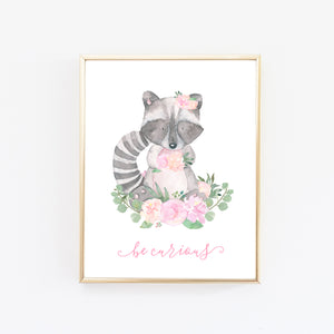 Wildflower Woodland Collection - Set of 6 - Instant Download