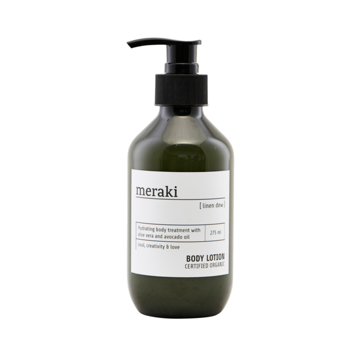 Økologisk body lotion  - Linen dew