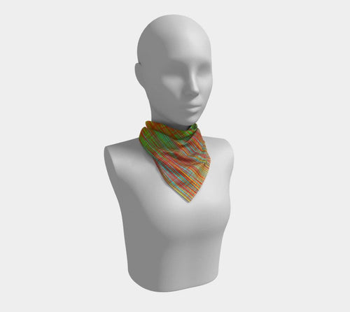 WORK - Women's Blush Square Scarf