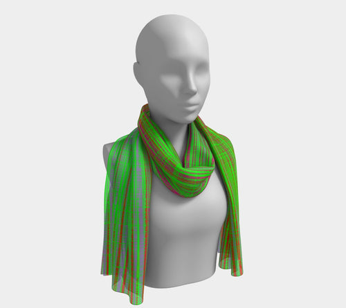 WORK - Women's Lambent Long Scarf