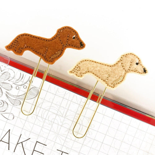 Dachshund Wiener Dog Dog Bookmark