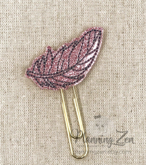 Feather Planner Clip
