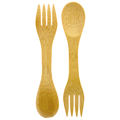 Bamboo Reusable Utensil