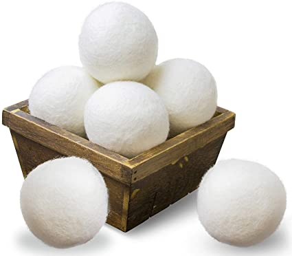 Dryer Balls - XL Organic Wool