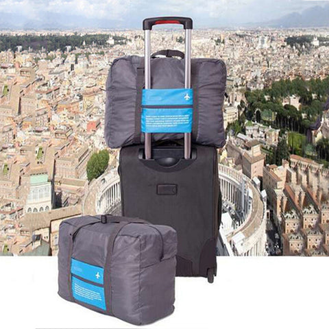 Foldable Men Casual Travel Bags - Expedition Bay