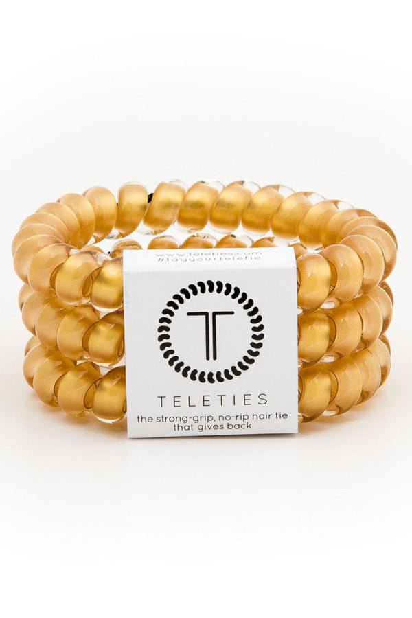 Teleties Hair Ties - Gold Coast