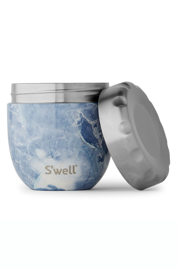 S'well Eats Bowl - Blue Granite