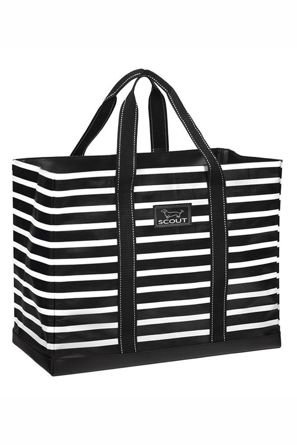"Original Deano Tote Bag - ""Fleetwood Black"" SP21"
