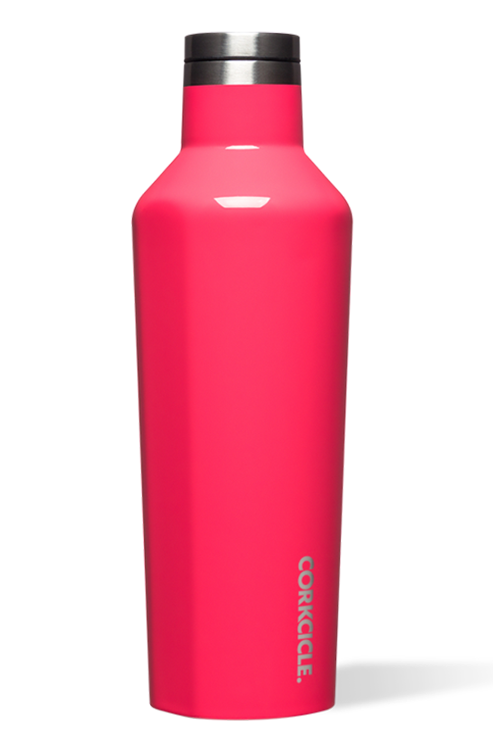 Modern Corkcicle Canteen - Gloss Flamingo