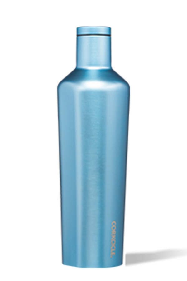 *Sparkle* Modern Corkcicle Canteen - Moonstone Metallic