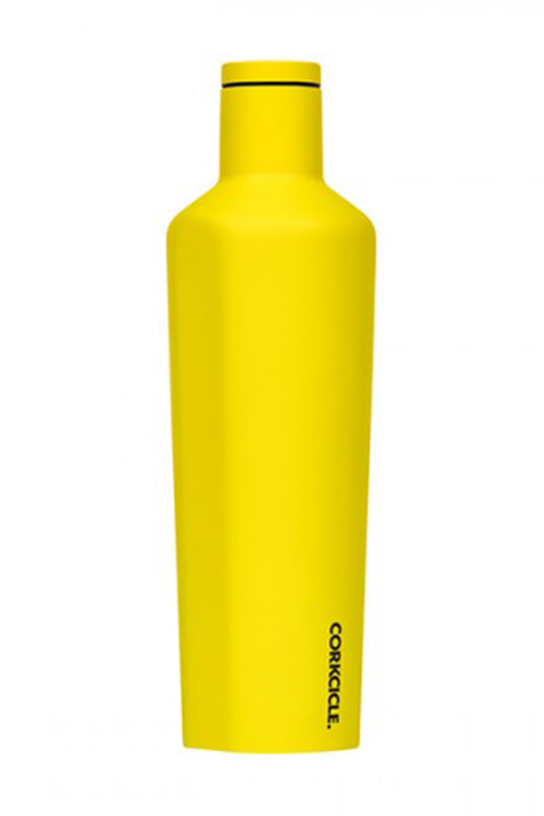 Modern Corkcicle Canteen - Neon Yellow