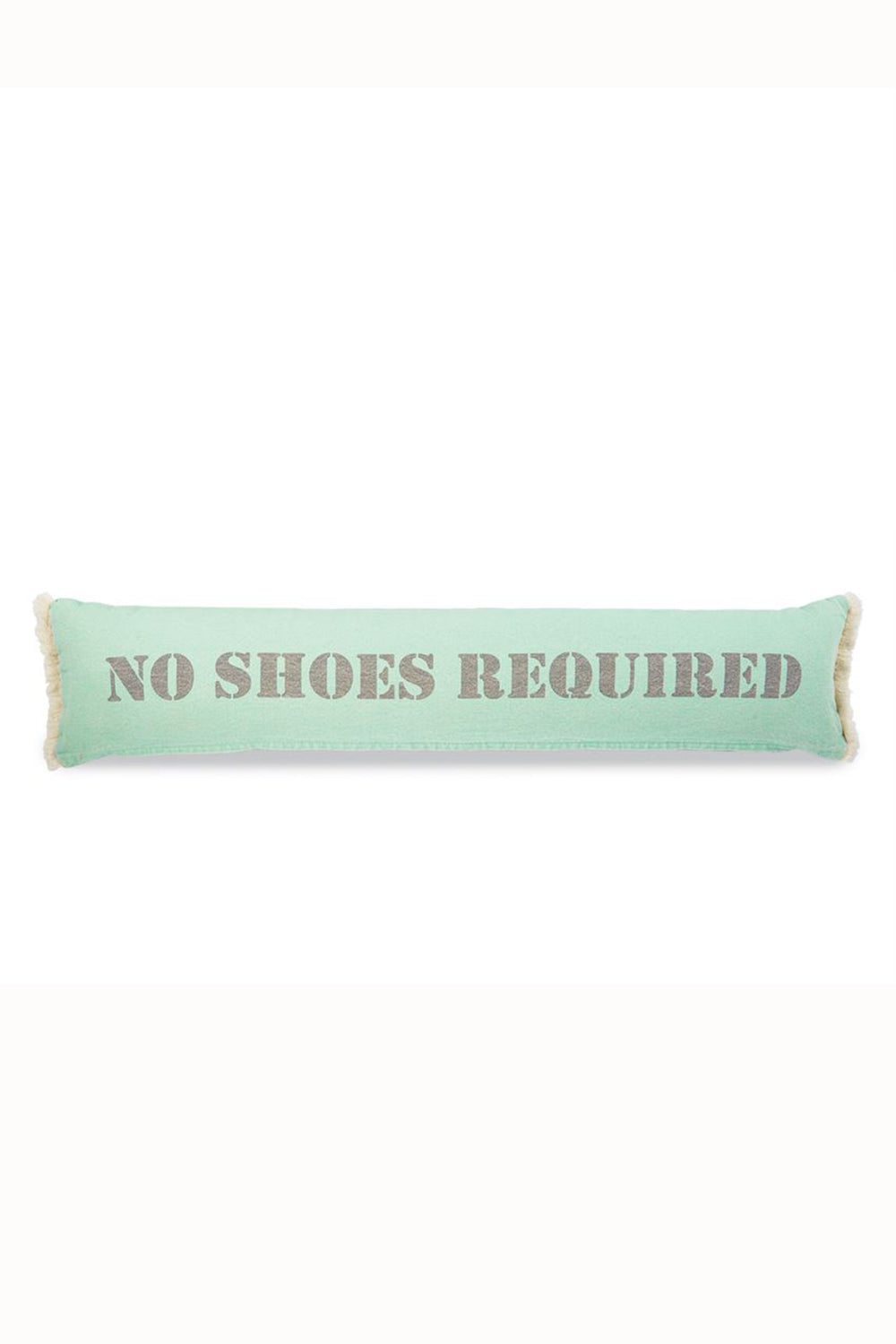 Skinny Pillow - No Shoes