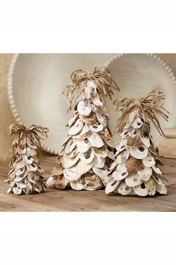 Coastal Oyster Shell Tree