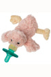 Plush Pacifier Buddie - Putty Duck