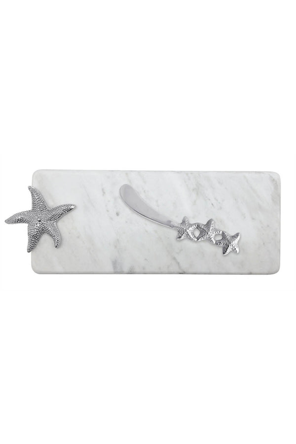 Marble Server & Spreader - Starfish