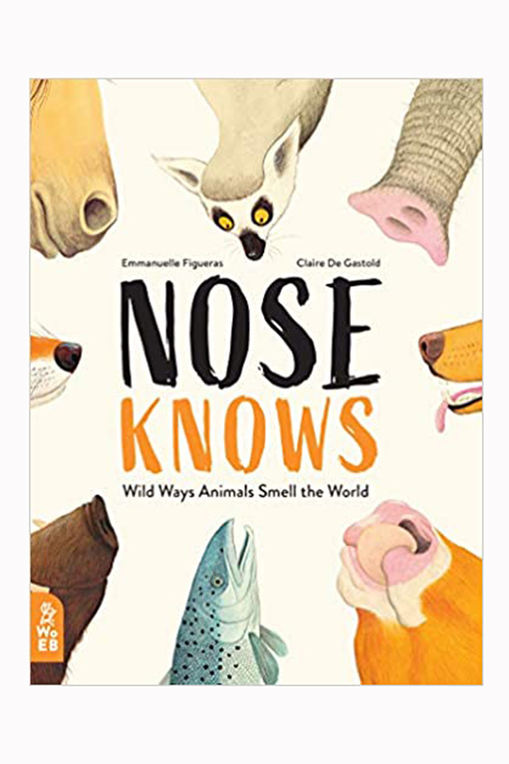 Nose Knows Book