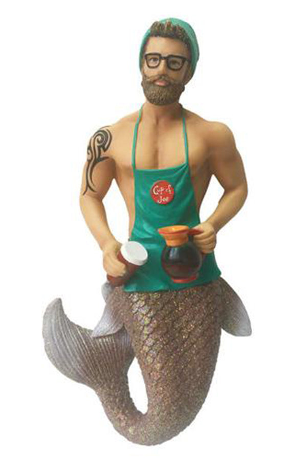 DCD Mermaid Ornament - Java Joe