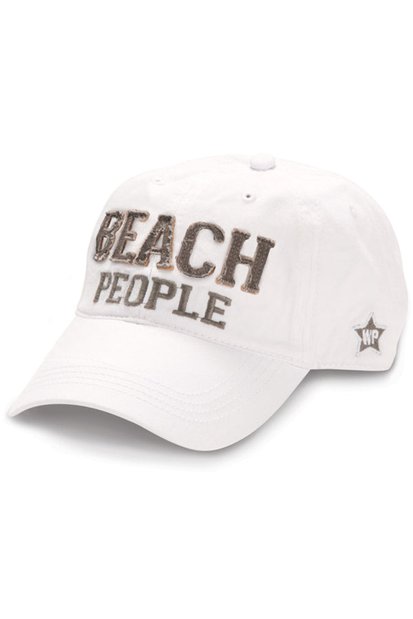Adjustable Hat - Beach People