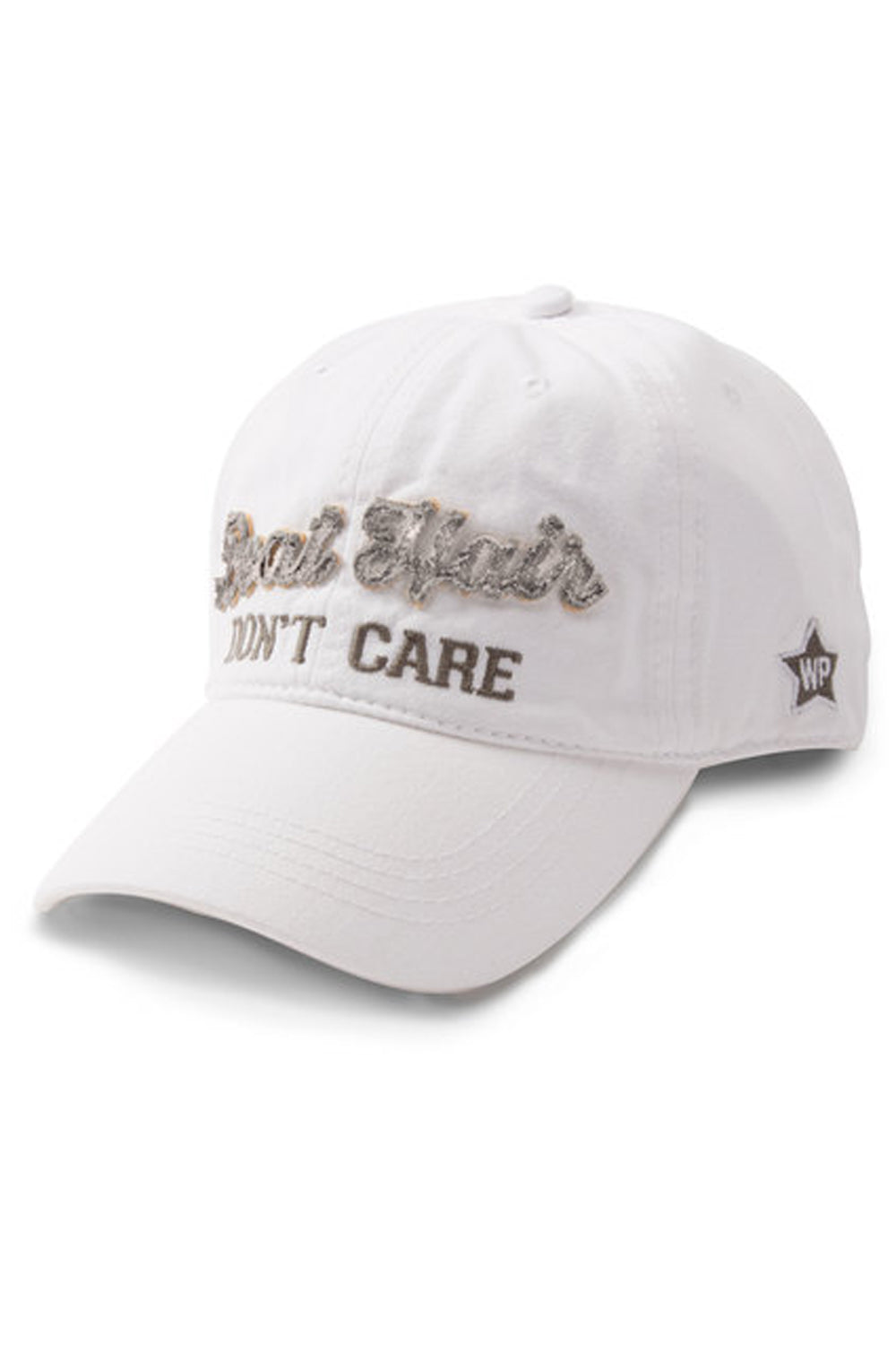 Adjustable Hat - Boat Hair Don't Care
