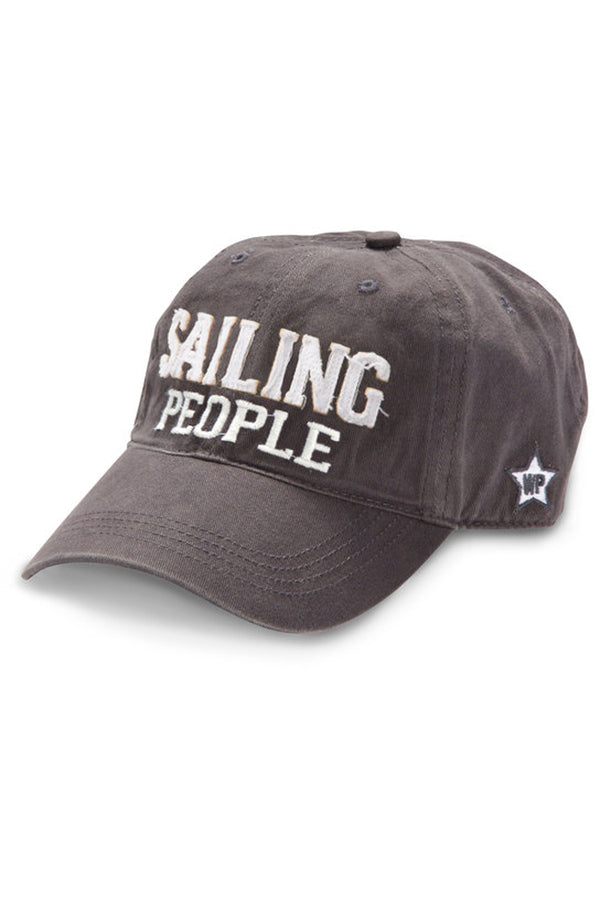 Adjustable Hat - Sailing People