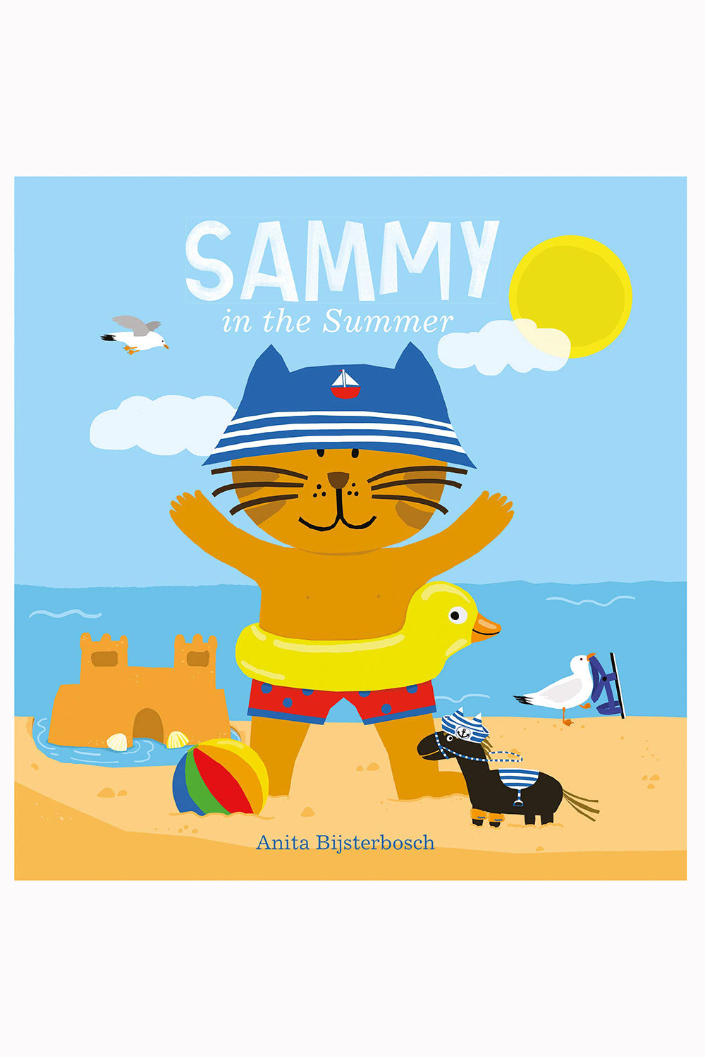 Sammy in the Summer Book