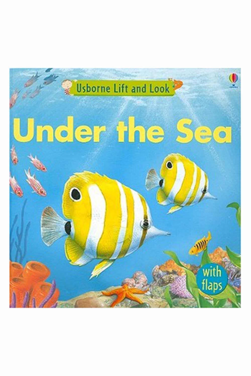 Under The Sea Lift Book