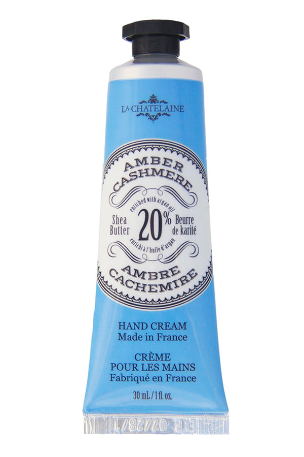 French Hand Cream - Amber Cashmere