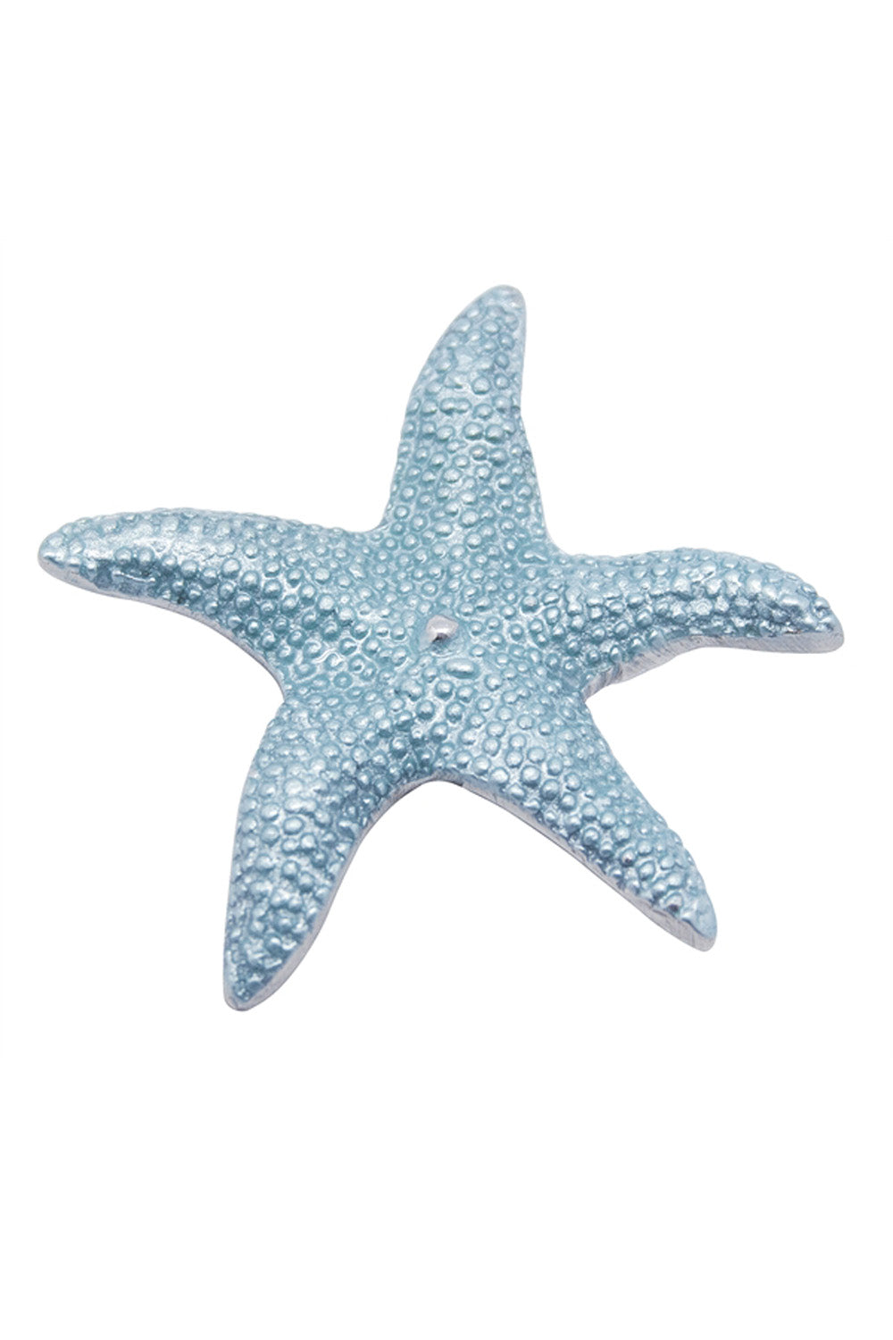 Mariposa Napkin Weight - Sea Blue Starfish
