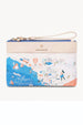 Destination Map Scouty Wristlet - Southern California
